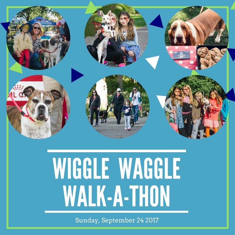 wiggle waggle walkathon