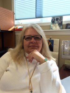 Linda Murphy - Finance Chair background