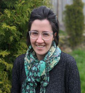 Katie MacDonald - Director background